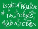 escuela publica de todos para todos
